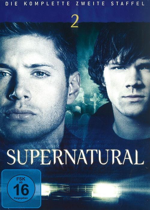 Supernatural Staffel 11 Dvd Deutsch Release